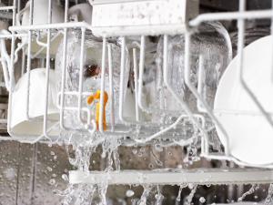 Frischwasserspüler ab 6,5 Liter Wasserverbrauch