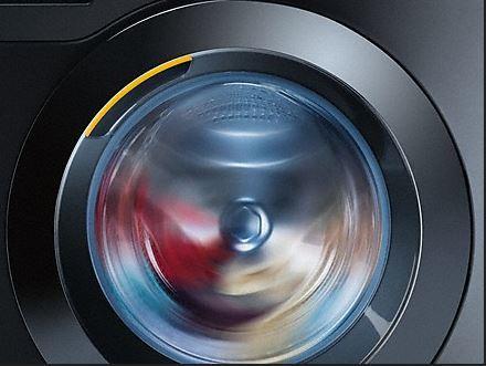 EcoSpeed - patentierter Waschrythmus
