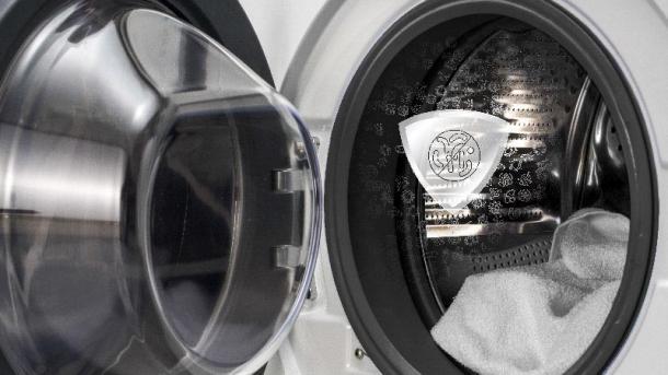 Eine sauberere Maschine sorgt für sauberere Wäsche