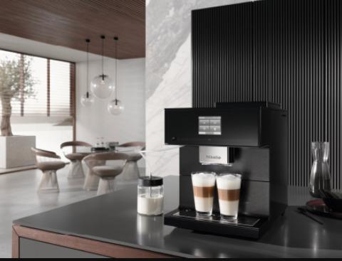 In perfekter Harmonie zu vollendetem Kaffeegenuss