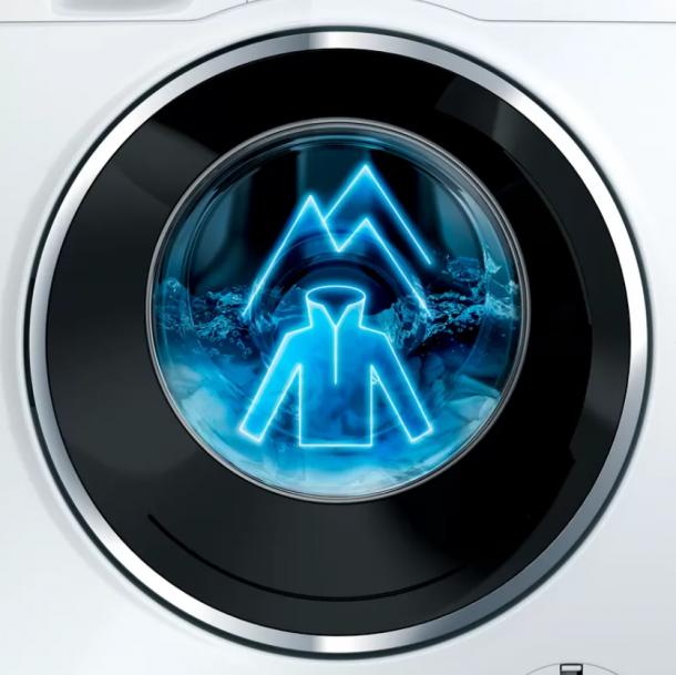 Schützt wasserundurchlässige Funktionstextilien - Outdoor/Imprägnieren-Programm.