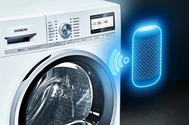 Ihre Waschmaschine hört Ihnen zu - Sprachsteuerung.